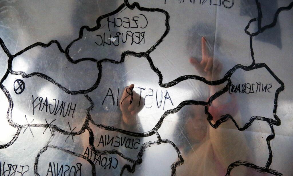 Europas nye barneslaver: Blir misbrukt til prostitusjon, narkotikasalg og terror