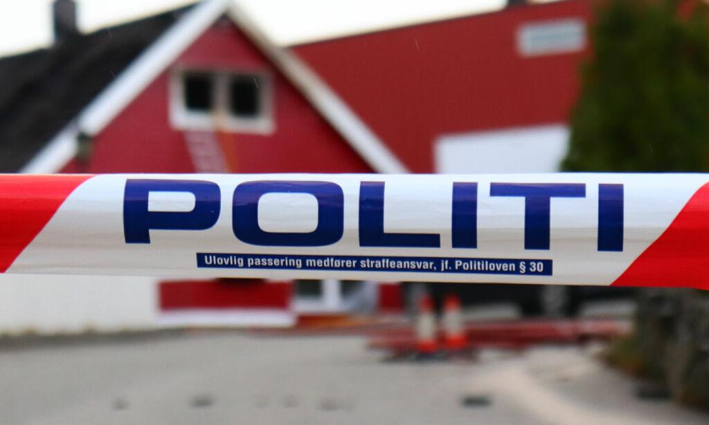 Woman found dead after fire in Haugesund - man in the 50s focused on murder