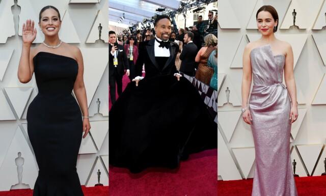 119cb4098e74 FORSKJELLER  Natt til mandag gikk Oscar-utdelingen av stabelen i Los  Angeles