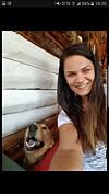 GATEHUNDER I TYRKIA: Maiken Persvang (24) har viet livet sitt til gatehundene i Tyrkia. Foto: Privat