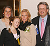 TRUE CRIME: Sommeren 2007 mistet doktor William A. Petit Jr. sin kone Jennifer Hawke-Petit og to barn Hayley (øverst t.v.) og Michaela. FOTO: NTB Scanpix